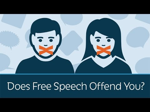 Does Free Speech Offend You?