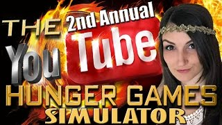 The 2nd Annual YouTube Hunger Games Simulator (2016 Edition)