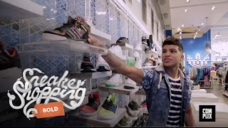 DeAndre Yedlin Goes Sneaker Shopping with Complex
