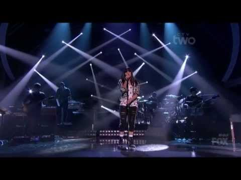 Jena Irene 11 - American Idol S13E22 Bring Me To Life