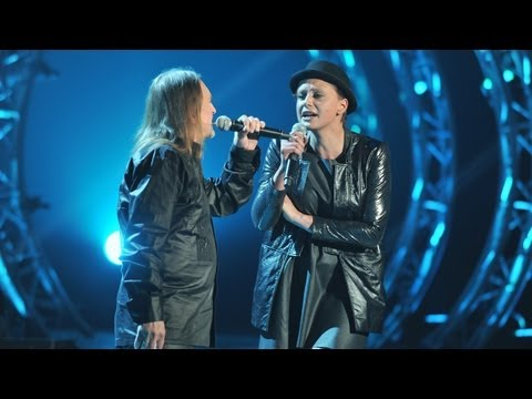 The Voice of Poland - Natalia Sikora i Marek Piekarczyk -