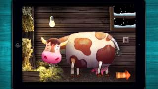 ✿ Nighty Night Bedtime Stories - Go-to-Sleep App for Toddler & Children - iPhone/iPad/Android