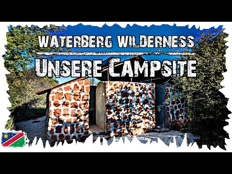 Unser Camp am Waterberg - Waterberg Wilderness - Namibia Reise #07