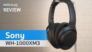 Sony WH-1000XM3 - หูฟังตัดเสียงรบกวน เทพกว่าเดิมเยอะ! ราคา 13,900 บาท