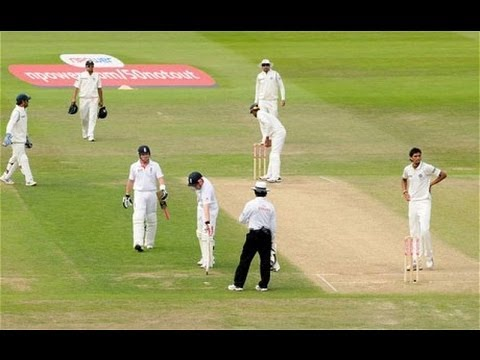 Ian Bell Run-Out Controversy - England vs India, Second Test, Day 3 (31.07.2011)