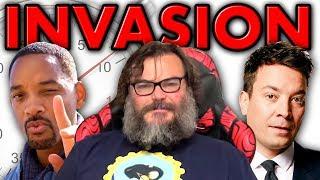 YouTube's Celebrity Invasion
