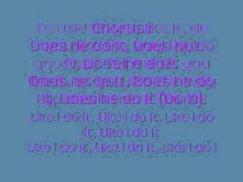 Trey Songz does he do it w/lyrics