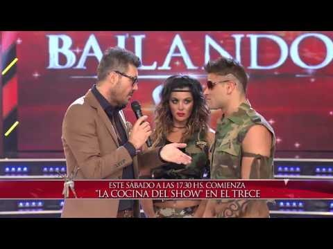 Showmatch 2014 - La imperdible presentación de Karina Jelinek