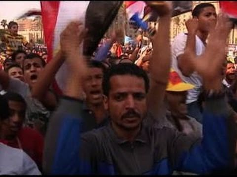 Tonight: Confrontation is brewing in Egypt; Meet the Freeport flag ladies
