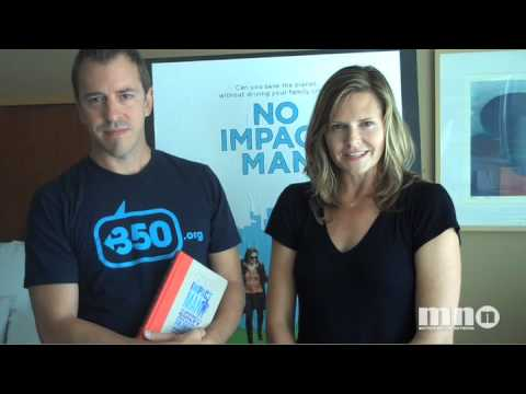 Green tips from No Impact Man Video