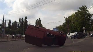 Fail Compilation of Driving in Russia DECEMBER 2014 #1
