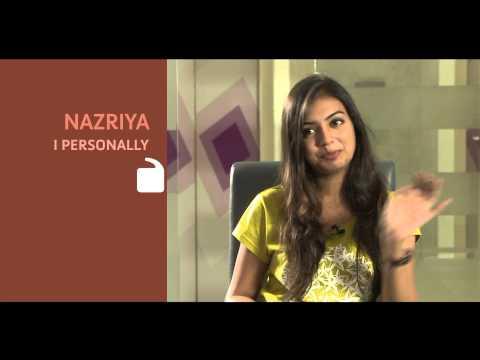 I Personally - Nazriya - Part 01 Kappa TV