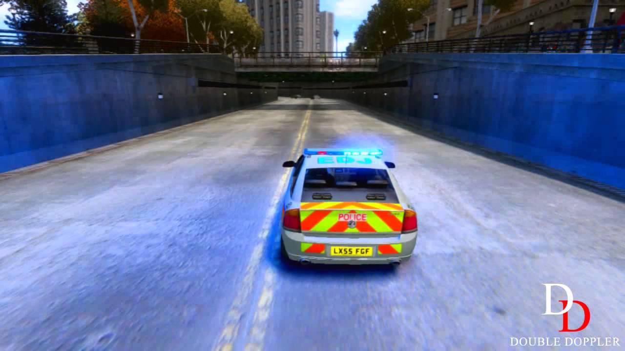 Police Sirens Gif GTA IV Mod - Met Police Siren