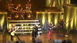 Judas Priest - Intro + Rapid Fire live Bogota - 2011