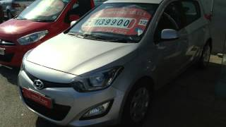 2012 HYUNDAI I20 1.4 Fluid Auto For Sale On Auto Trader South Africa