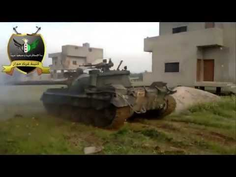 Syrian war footage compilation (Part 2)