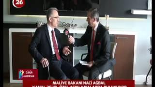 Günün Ardından | Maliye Bakanı Naci Ağbal