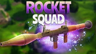 ROCKET SQUAD (Fortnite Battle Royale)