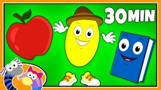 Colors Song Collection | Learn Colors | Kids Songs by Silly Sox