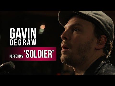 Gavin DeGraw - 'Soldier'