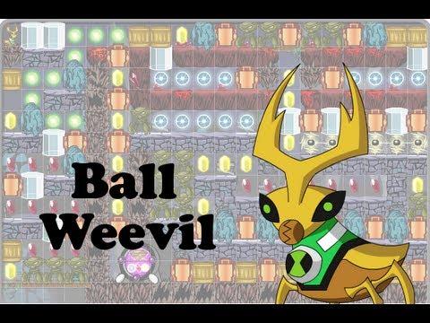 Ben10 GameCreator - Ball Weevil ( Adventure Alien Ball Weevil )
