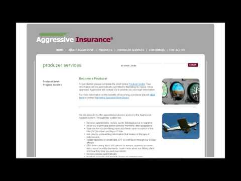 Richard Asprey Aggressive Insurance A.M. Best Interview