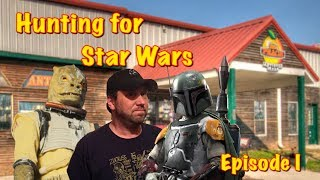 Hunting for Star Wars: Episode 1