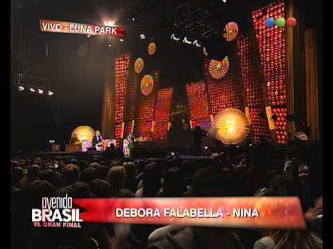 ... Nina(Débora Falabella) de Avenida Brasil -Telefe HD (Argentina) 2014