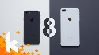 Beste iPhone X Alternative? iPhone 8 (Plus) Review