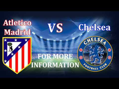 UEFA Champions League - Atletico Madrid vs Chelsea 0-0 | Match Review 22/04/2014