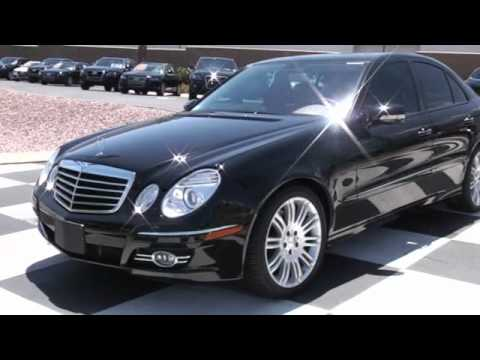 2008 Mercedes Benz E350 - YouTube