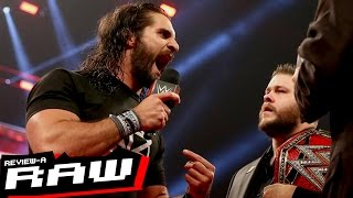 WWE Raw September 5, 2016 Full Show Review | REVIEW-A-RAW