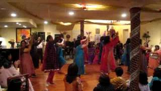 Rachi & Geethan's Sangeet