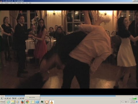 The Montfort Academy Seventh Annual Fundraising Gala - Swing Dance Flips