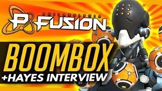 Overwatch   MERCY NERFS TOO HARSH + Is Zenyatta Too STRONG? - Fusion Boombox & Hayes Interview