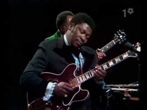 BB King - Live in Stockholm 1974