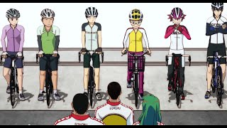Yowamushi Pedal - Welcoming Race AMV