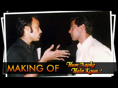 Making Of Hum Aapke Hain Koun - Bollywood Classic video