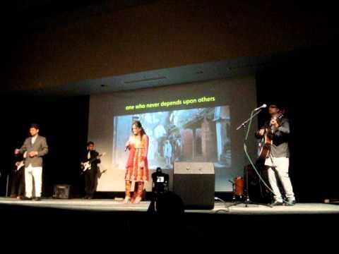 SDSU Nepal Nite 2011 - Part 2 Yo man ta mero nepali ho