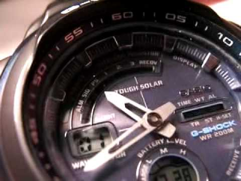 Casio G-Shock GW-1310 Video Watch Review