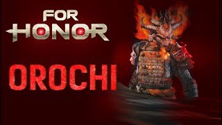 [CZ/SK] FOR HONOR - E1 - Meet the Orochi