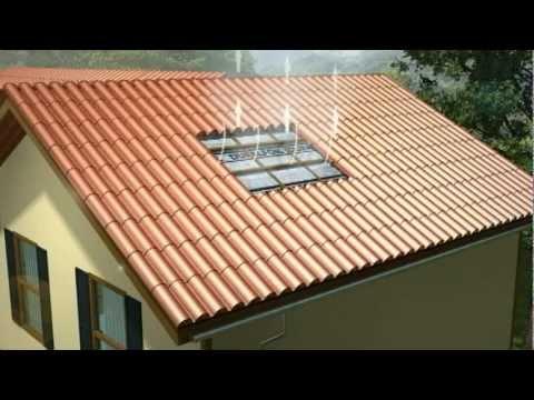 Pintura térmica para telhados