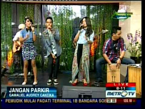 "GAC - Jangan Parkir ( Acoustic Version ) Live @ ""811 show"" METRO TV"