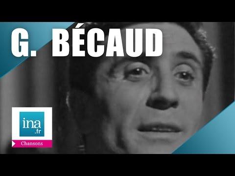 Gilbert Bécaud - Quand il est mort le poète