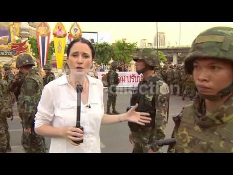 THAILAND PROTESTS CONTINUE