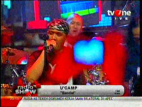 U'camp - Bandel radioshow tvone 2012 video