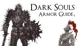 Dark Souls - Armor Guide_ Special Armors