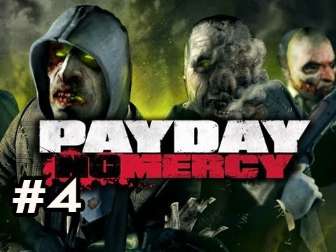 PayDay The Heist No Mercy DLC (L4D) Ep.4 w/Nova, SSoH & Danz - THE CHOICE THAT MATTERS