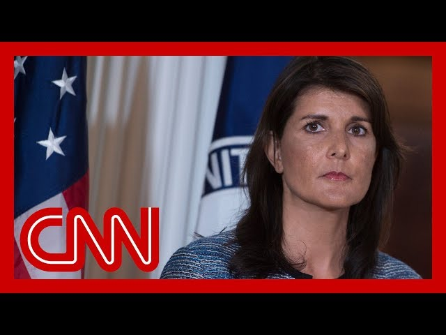 WaPo: Nikki Haley says top aides wanted her to undermine Trump thumbnail