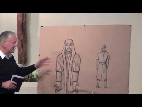Children's Bible Talk - The Parable of the Pharisee and the Tax-Collector